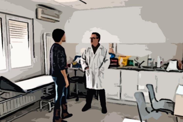 consultorio medico almenardesoria